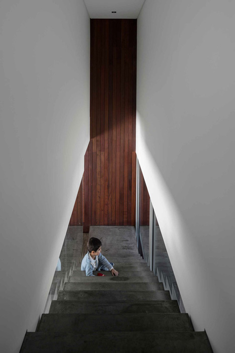07CBE house by Spaceworkers