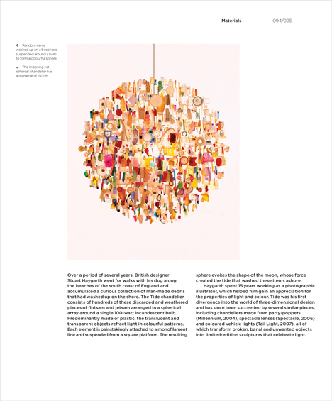 21st Century Lighting design by Alyn Griffiths page spread