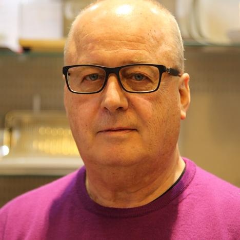 Alberto Alessi portrait