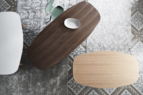 Jaime Hayon designs Analog table for use in home, office or restaurant