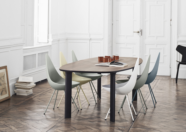 Jaime Hayón designs Analog table for use in home, office or restaurant