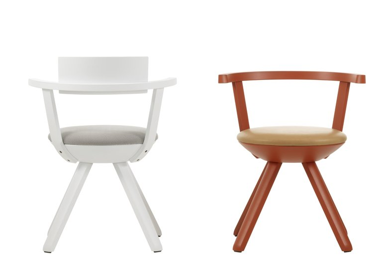 Incredible Konstantin Grcic Presented His First Design With Artek In Milan Beatyapartments Chair Design Images Beatyapartmentscom
