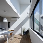 "PANDA's Asakusa Apartments feature rows of ""picture frame"" windows"