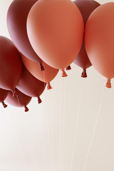 Balloon Chair by h220430