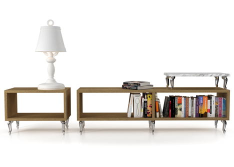 Bassotti-Table-and-Sideboards-by-Marcel-Wanders-for-Moooi