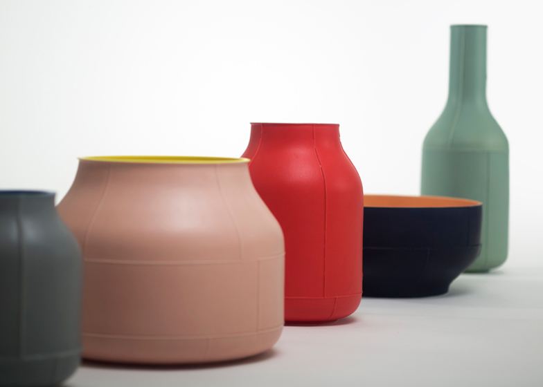 Seams collection by Benjamin Hubert