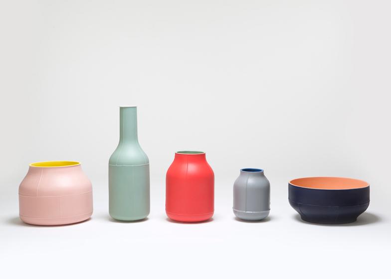 Seams collection by Benjamin Hubert