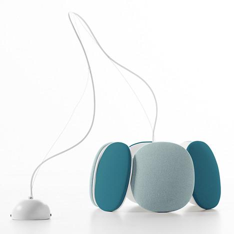 Bloemi lamps by Mario Alessiani for Formabilio