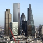 London's bread-shaped skyscrapers unveiled on first day of April