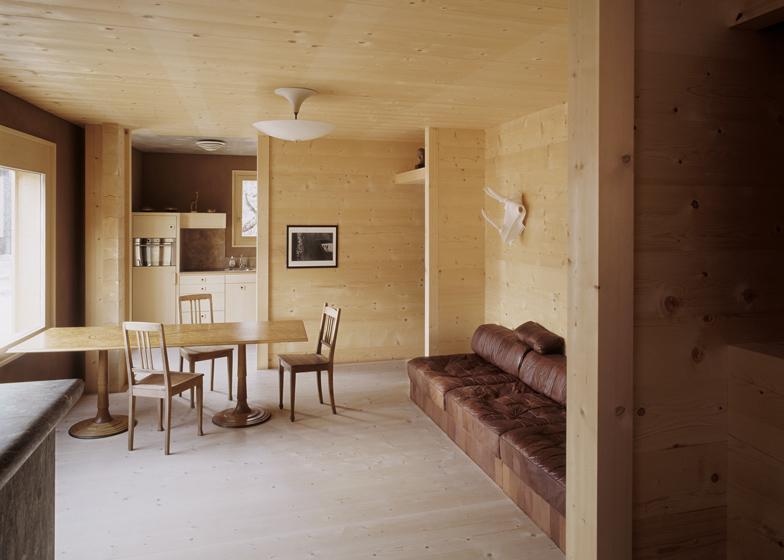 Caminada exhibition Haus Beckel Kübler