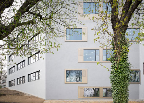Chemistry laboratory in Aachen by KSG