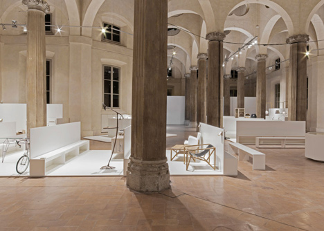 Confession of Design exhibition showcased Austrian products in Milan