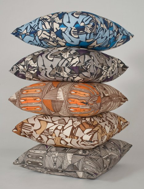 Cushions by Toghal