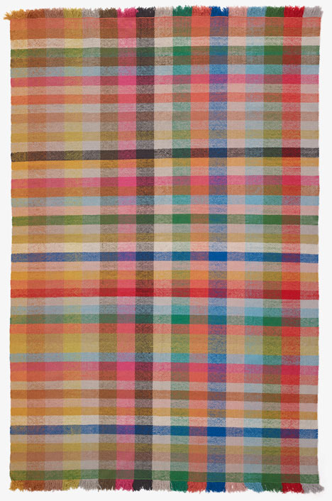 Danskina rug collection at Milan 2014