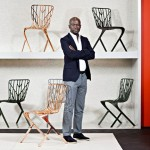 David Adjaye shows Washington Collection for Knoll in new colours