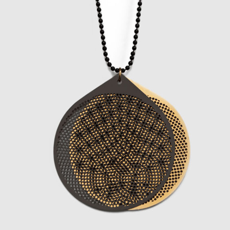 David Derksen launches first jewellery range at Ventura Lambrate in Milan