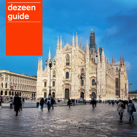 Dezeen Guide update: April 2014