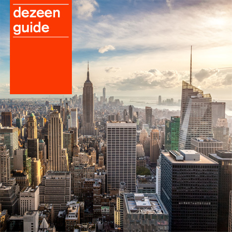 Dezeen Guide New York City image from Shutterstock