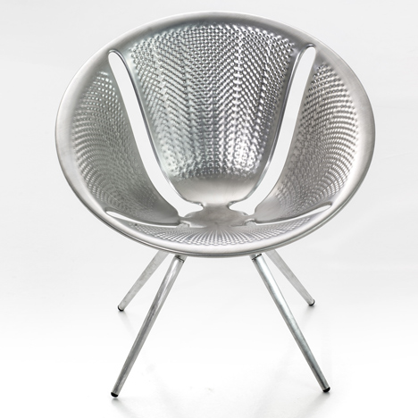 Diatom sofa by Ross Lovegrove