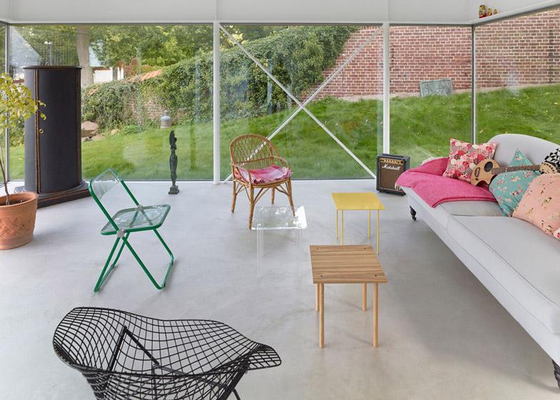Elding Oscarson completes Swedish seaside house in Molle
