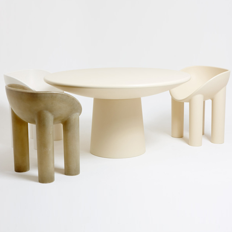 Faye Toogood to launch Assemblage 4 furniture during Milan design week