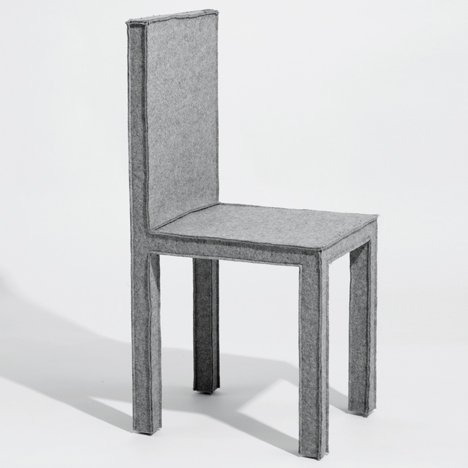 Felt Series by Reed and Delphine Krakoff for Established and Sons_dezeen_7