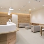 "Hiroyuki Ogawa Architects opts for ""tranquility and kindness"" with Fuji Pharmacy interior"