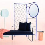 Vera & Kyte creates colourful furniture collection from lacquered steel