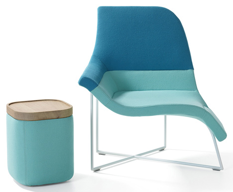 Gemini collection by UNStudio for Artifort