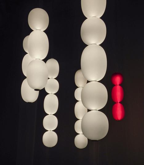 Grappa chandelier by Claesson Koivisto Rune Milan