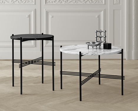 TS Tables by GamFratesi for Gubi