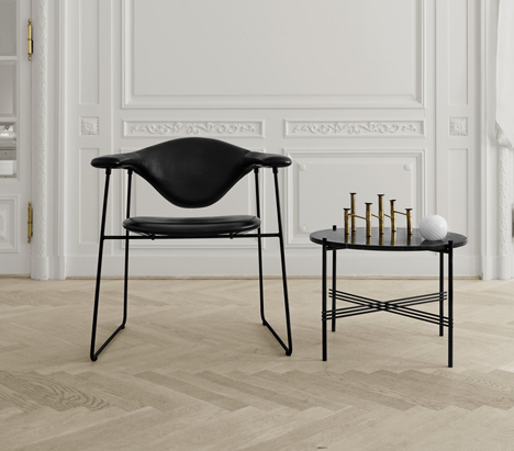 Gubi to launch GamFratesi designs at Palazzo Litta in Milan