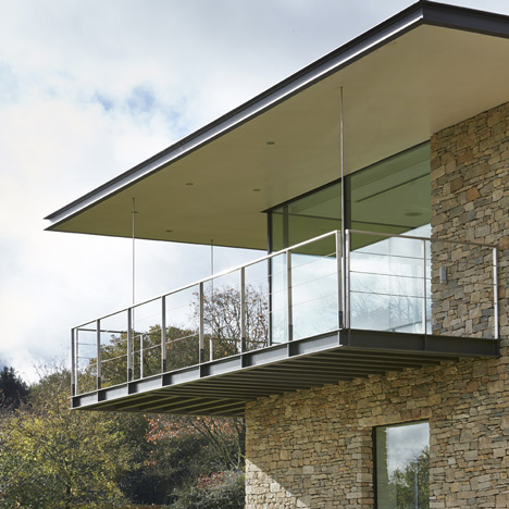 Henley on Thames house by Manser