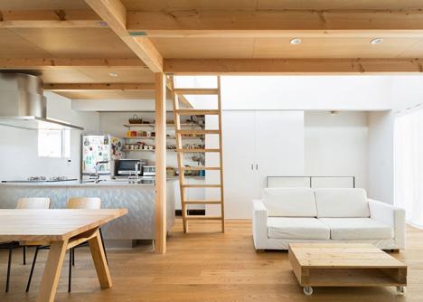 House in Chiba by Yuji Kimura Design