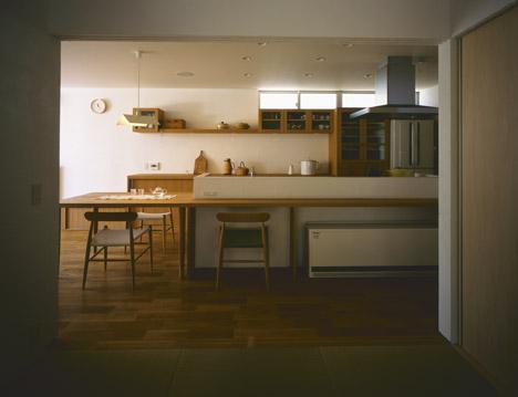 House in Fukai Japan by Horibe Associates