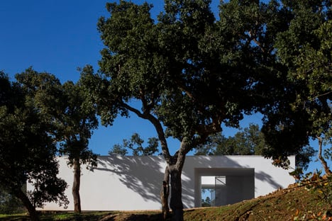 House in Quinta do Carvalheiro by GSMM