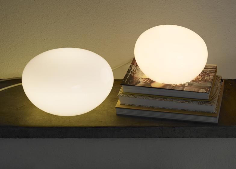 Kuukuna lamp by Oiva Toikka
