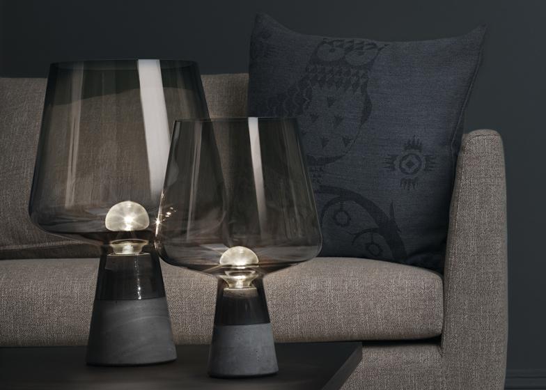 Leimu lamp by Magnus Pettersen
