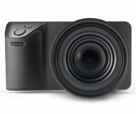 Illum camera by Lytro