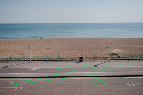 Drone Shadows by James Bridle