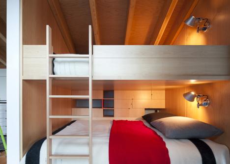 Kicking Horse by Bohlin Grauman Miller Architects
