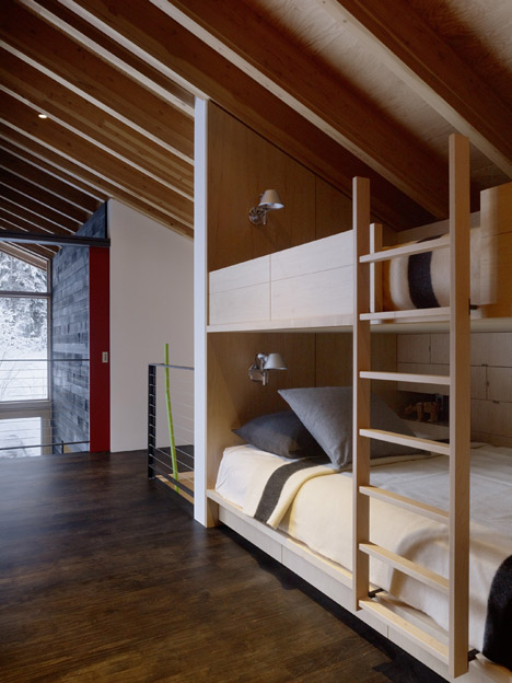 Epic Kicking Horse by Bohlin Grauman Miller Architects