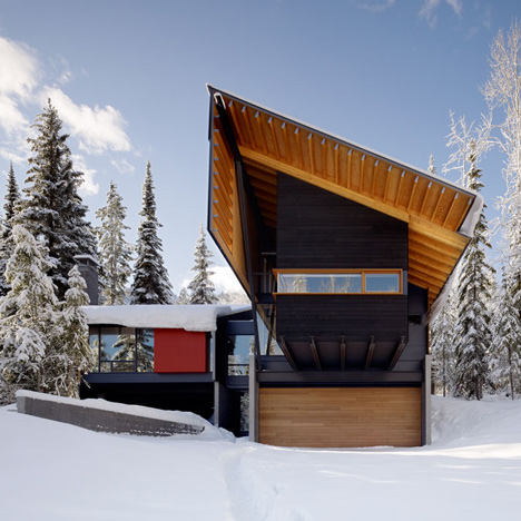 Kicking Horse Residence provides a<br /> holiday home at a Canadian ski resort