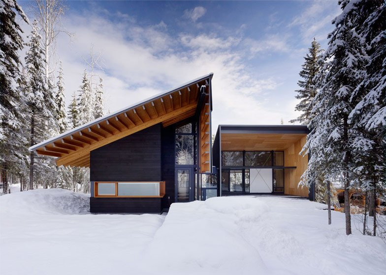 small modern mountain home plans - escortsea