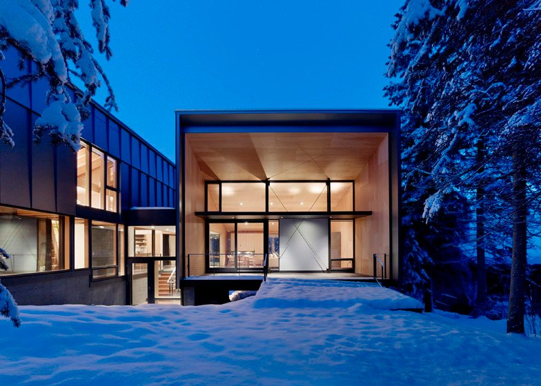 Kicking Horse by Bohlin Grauman Miller Architects