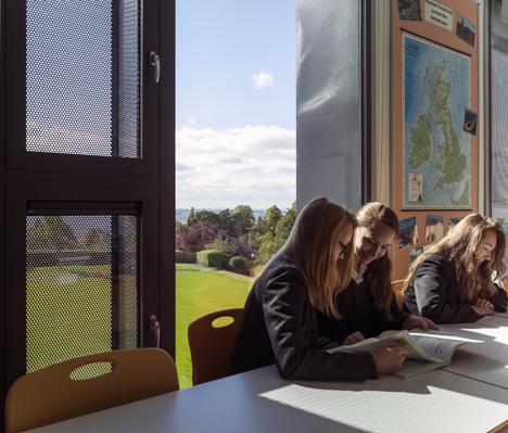 Kingswood School, Bath by Mitchell Taylor Workshop