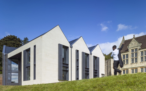 Kingswood School, Bath by Mitchell Taylor Workshop