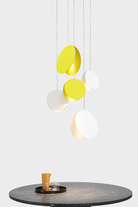 Lighting by e15 launching in Milan