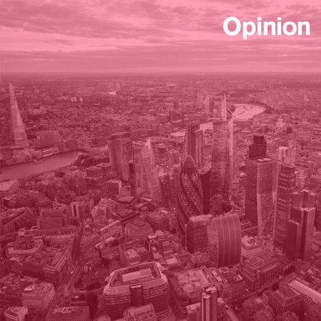 London skyline opinion Sam Jacob