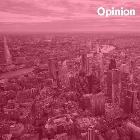 London skyline opinion Sam Jacob